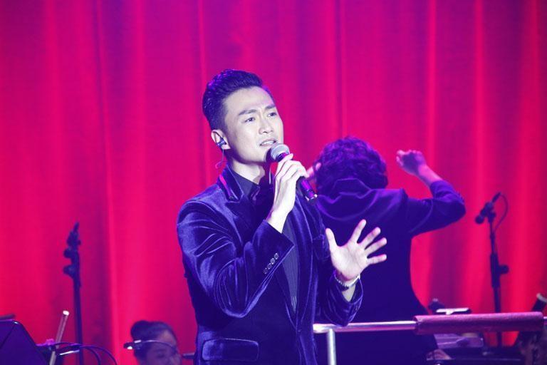 麗富康音樂會邀請流行歌手獻唱